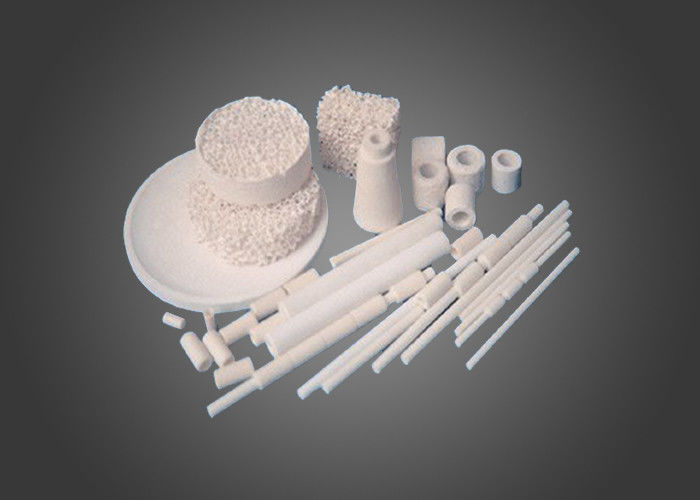 95% 99%Al2o3 8mm precision alumina ceramic heater rod 4mm for sharpening zirconia ceramic plunger thermal insulation rod