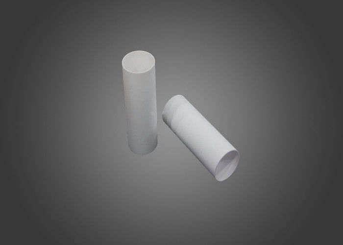 White high temperature insulation alumina ceramic insulator tube