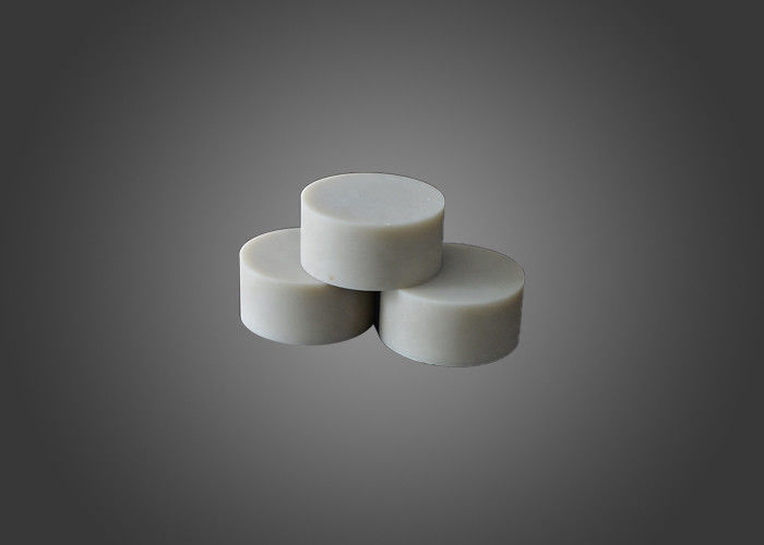 Electronic Material Aluminum Nitride Ceramic Parts Ring For Insulation